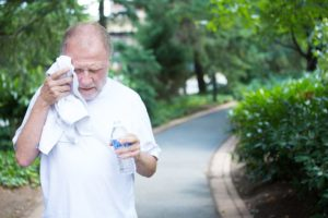 Home Care Services in Roseville CA: Hyponatremic Dehydration