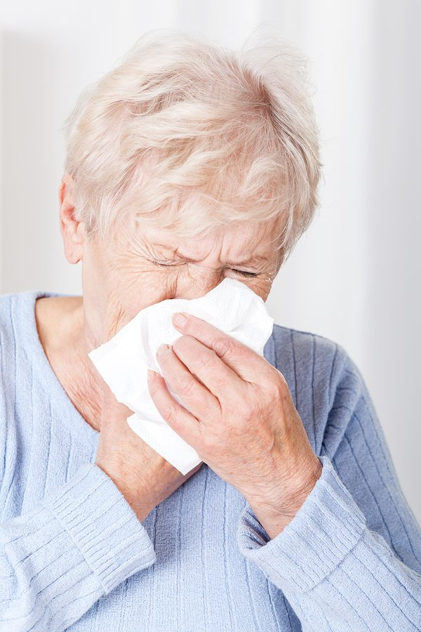 Home Care Services in Manteca CA: Is The Flu Dangerous For Your Senior?